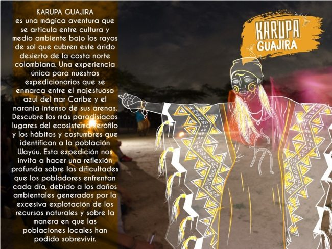 Karupa Guajira PopUp
